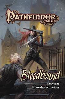 Interview with F. Wesley Schneider, author of Bloodbound
