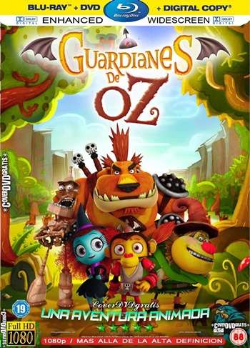 Guardianes de Oz 1080p Latino
