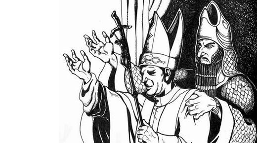 Exponiendo la oculta religión del Vaticano