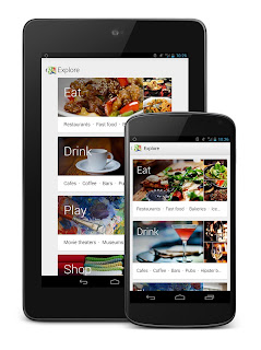 Explore Local Businesses in Google Maps for Android