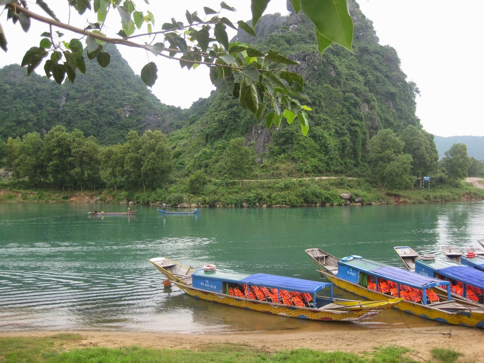 Quảng Bình - Vũng Chùa - Đảo Yến - Phong Nha - Động Tiên Sơn 3 ngày 4 đêm