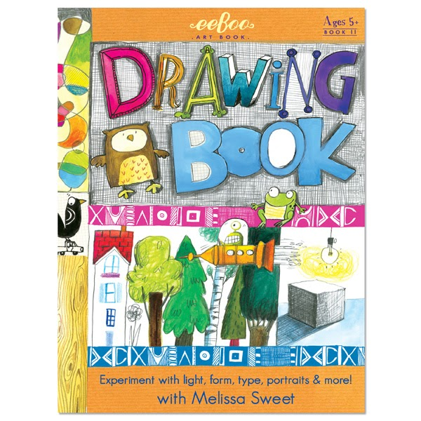 Drawing A Book Cover : Toys as tools educational toy reviews eeboo s drawing