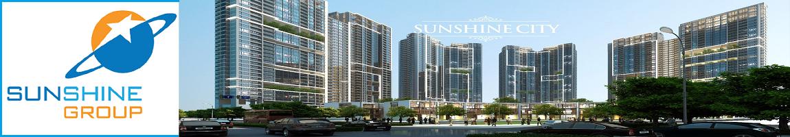 Bán Chung Cư Sunshine City Ciputra Nam Thăng Long Sunshine Group