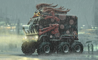 #2 Twisted Metal Wallpaper