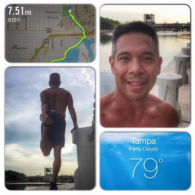 P90X Marathon Training - P90X and Running - Gout and Running