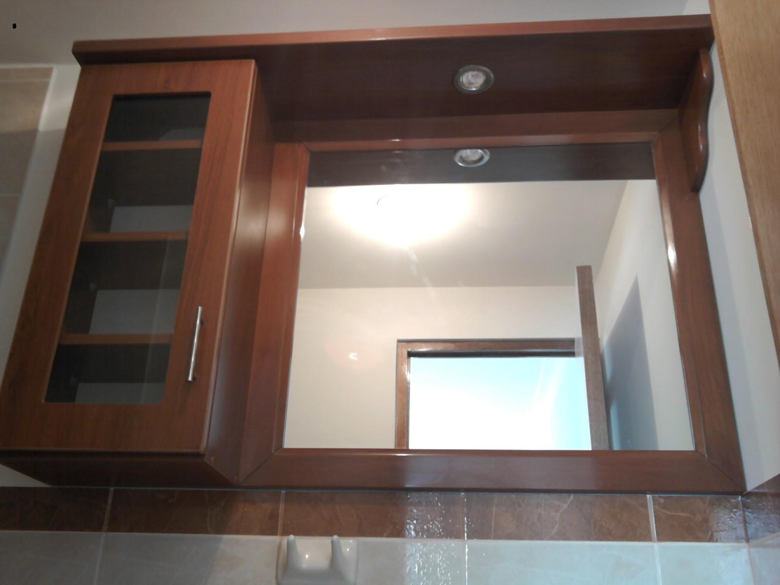 Muebles a c s negocios y servicios generales espejos con for Espejos bano originales