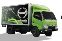 Ready Stock Hino New Dutro 130 MDL