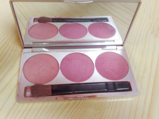 pink natural blush