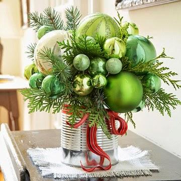 imagen de bonitos adornos para navidades