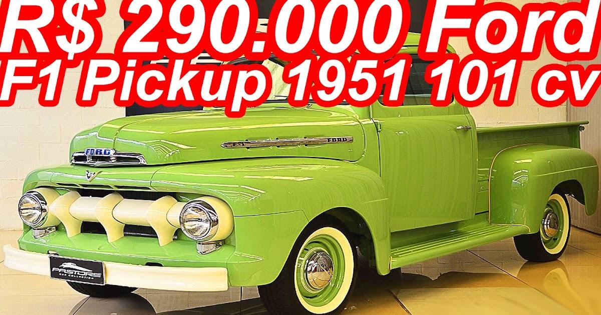 carwp pastore r ford f1 pickup 239 1951 mt3 rwd. Black Bedroom Furniture Sets. Home Design Ideas