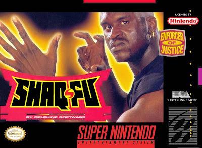Shaq Fu (SNES/Genesis, 1994)
