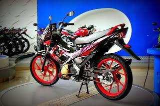Daftar Harga Terbaru Motor Suzuki September 2013
