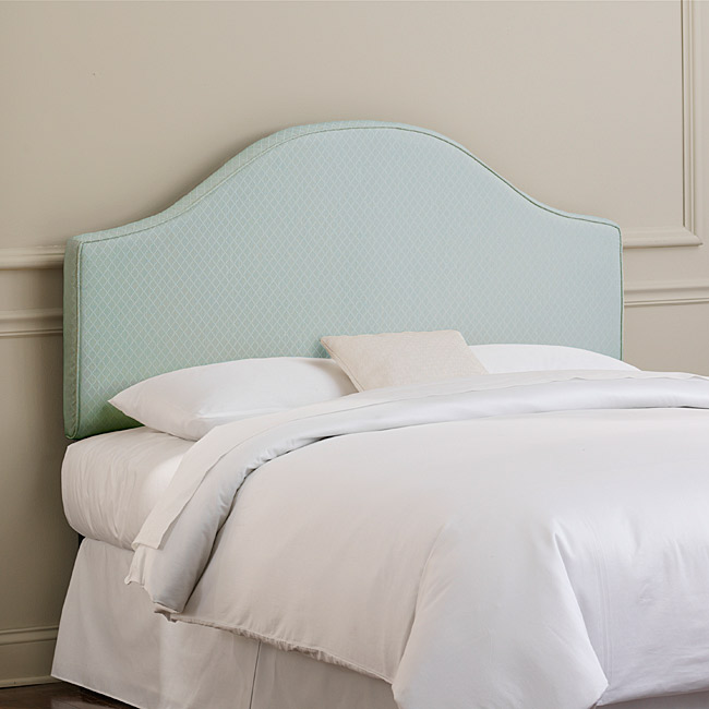Beds and headboards everything turquoise page 2 for Turquoise bed frame