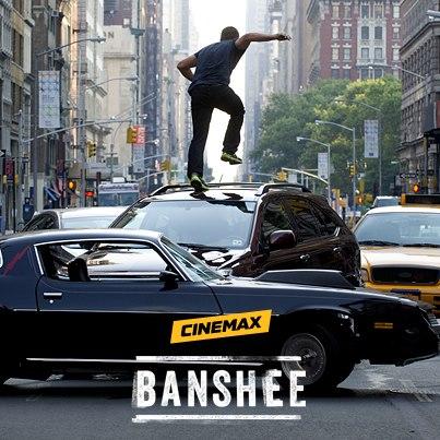 Banshee: 1° e 2° Temporadas Completas