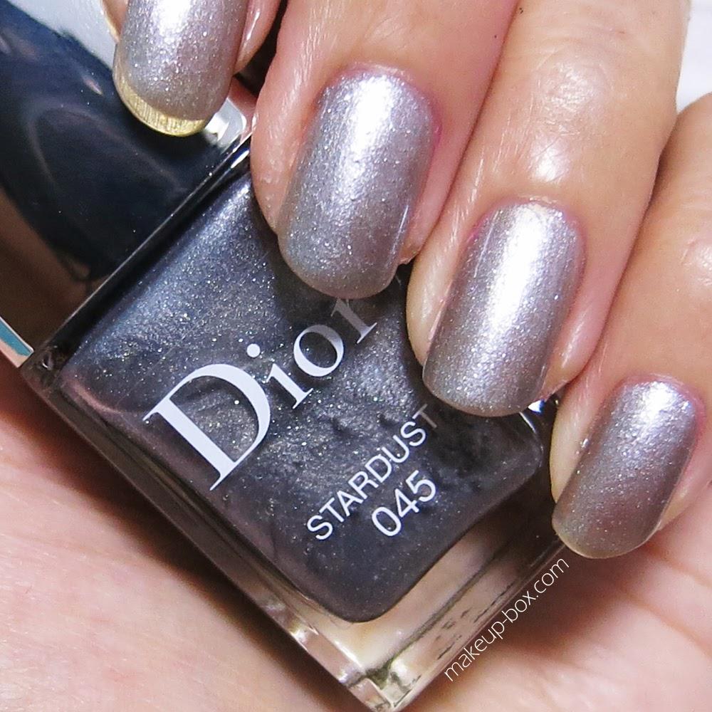 Star dust nail lacquer guerlain 25 - Dior Vernis 045 Stardust