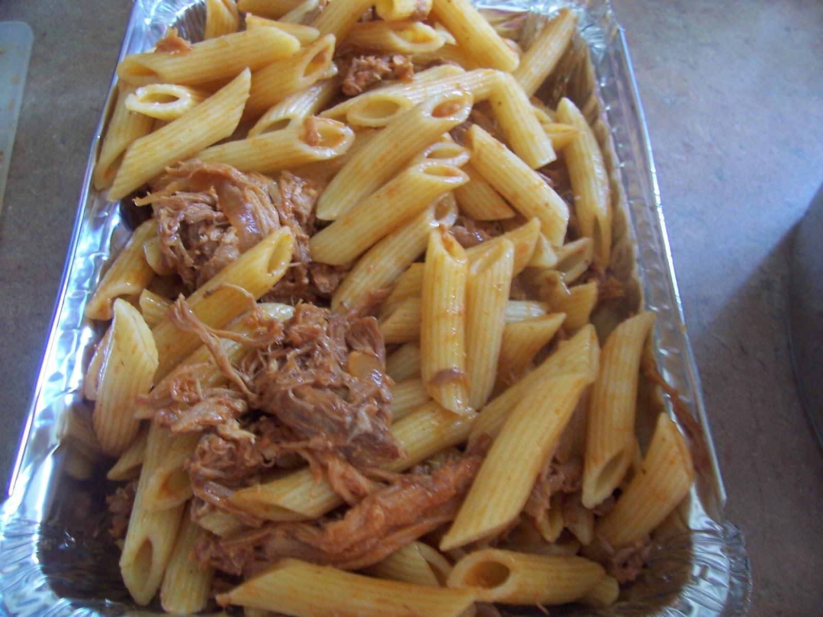 Les passions de julie effiloch de porc et cuisiner les - Cuisiner avec des restes ...