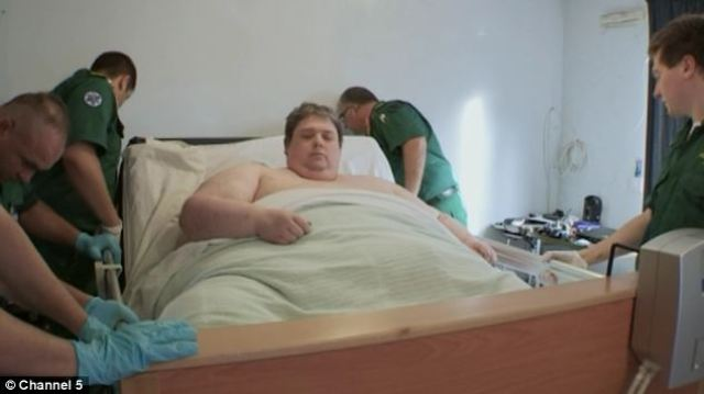 World's Fattest Man - Keith Martin