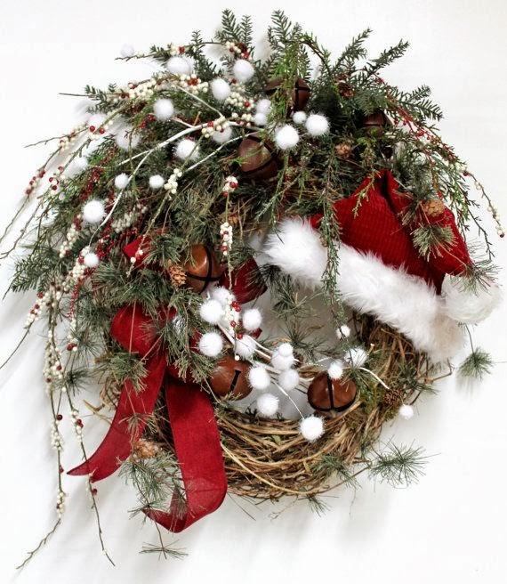 Couronnes de Noël