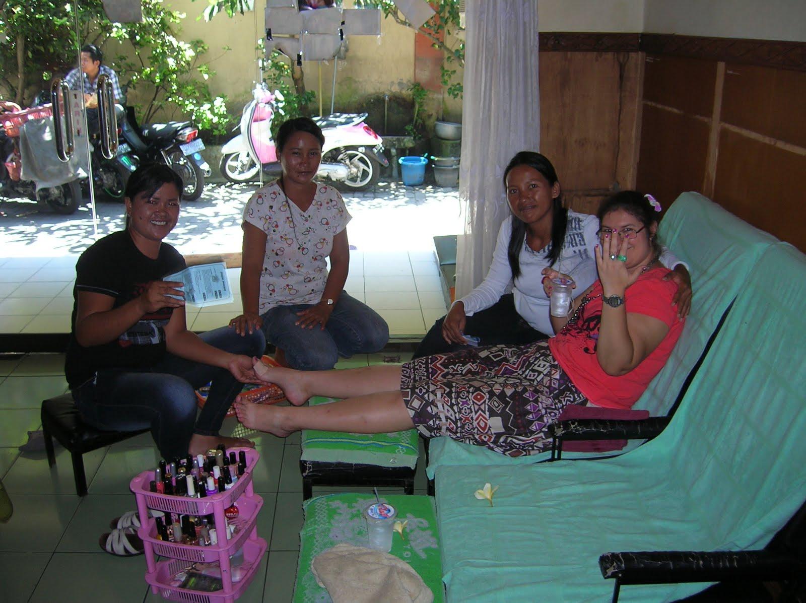 Lisa salon, Bali, vuelta al mundo, round the world, La vuelta al mundo de Asun y Ricardo