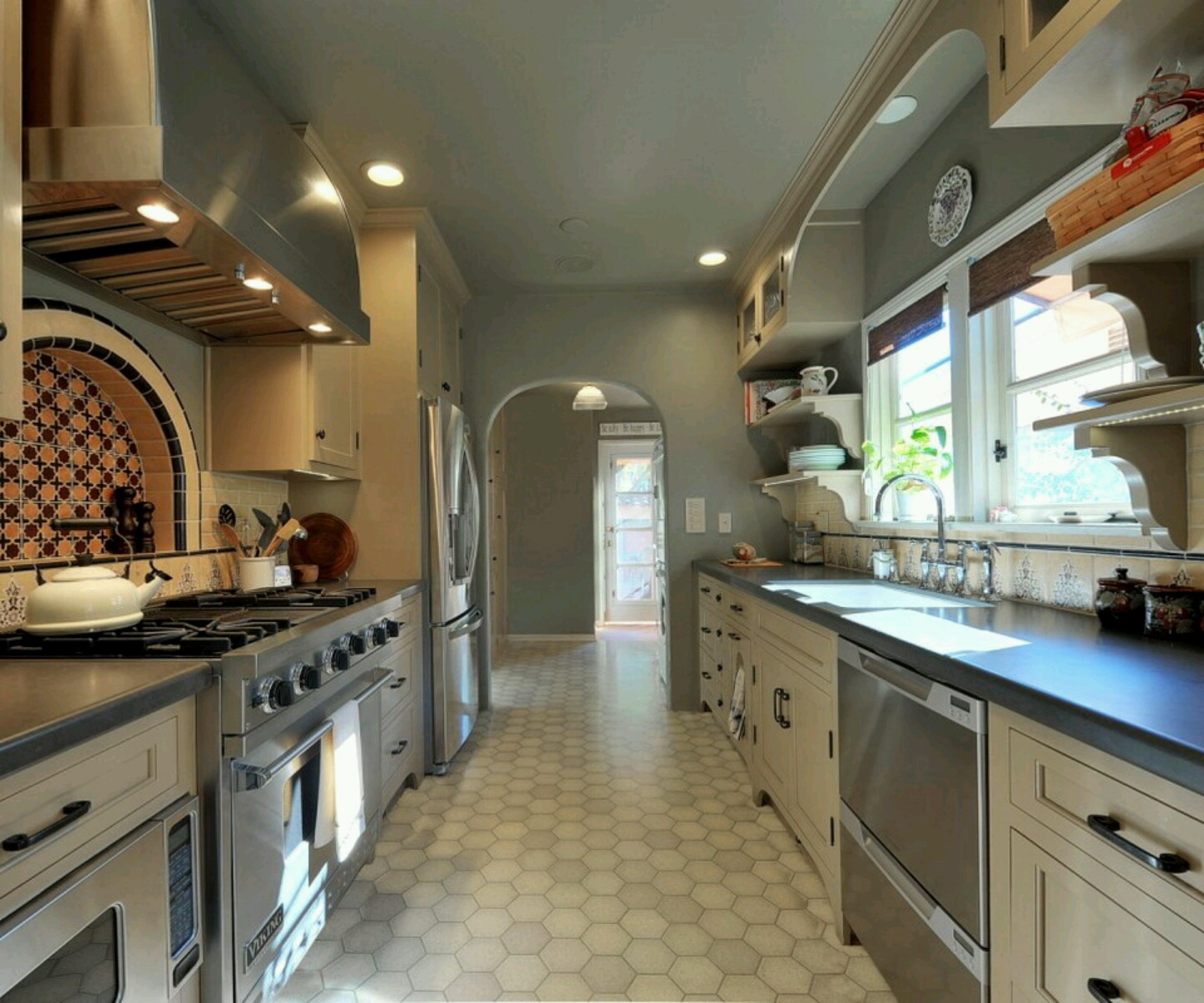 Moroccan Style Kitchen Ideas