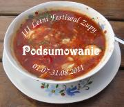 III Letni Festiwal Zupy - podsumowanie