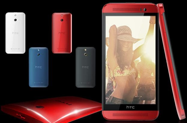HTC One (M8) Ace with Qualcomm Snapdragon 801 CPU