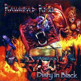 Rawhead Rexx - Diary In Black