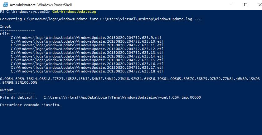 how to delete windowsupdate.log