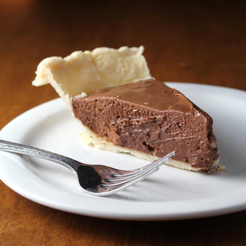 Kitchen Trial and Error: french silk chocolate pie