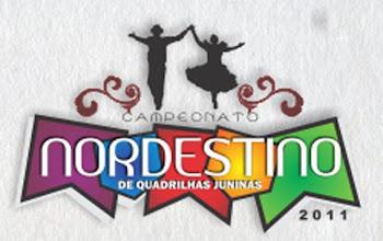 CAMPEONATO NORDESTINO DE QUADRILHA JUNINA
