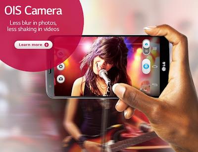 Fitur OIS Camera LG G2