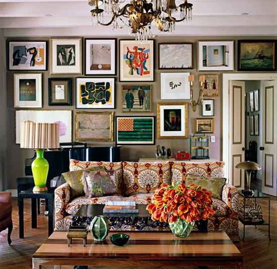 Ethnic Cottage Decor Maximalism OrMORE IS MORE Decor