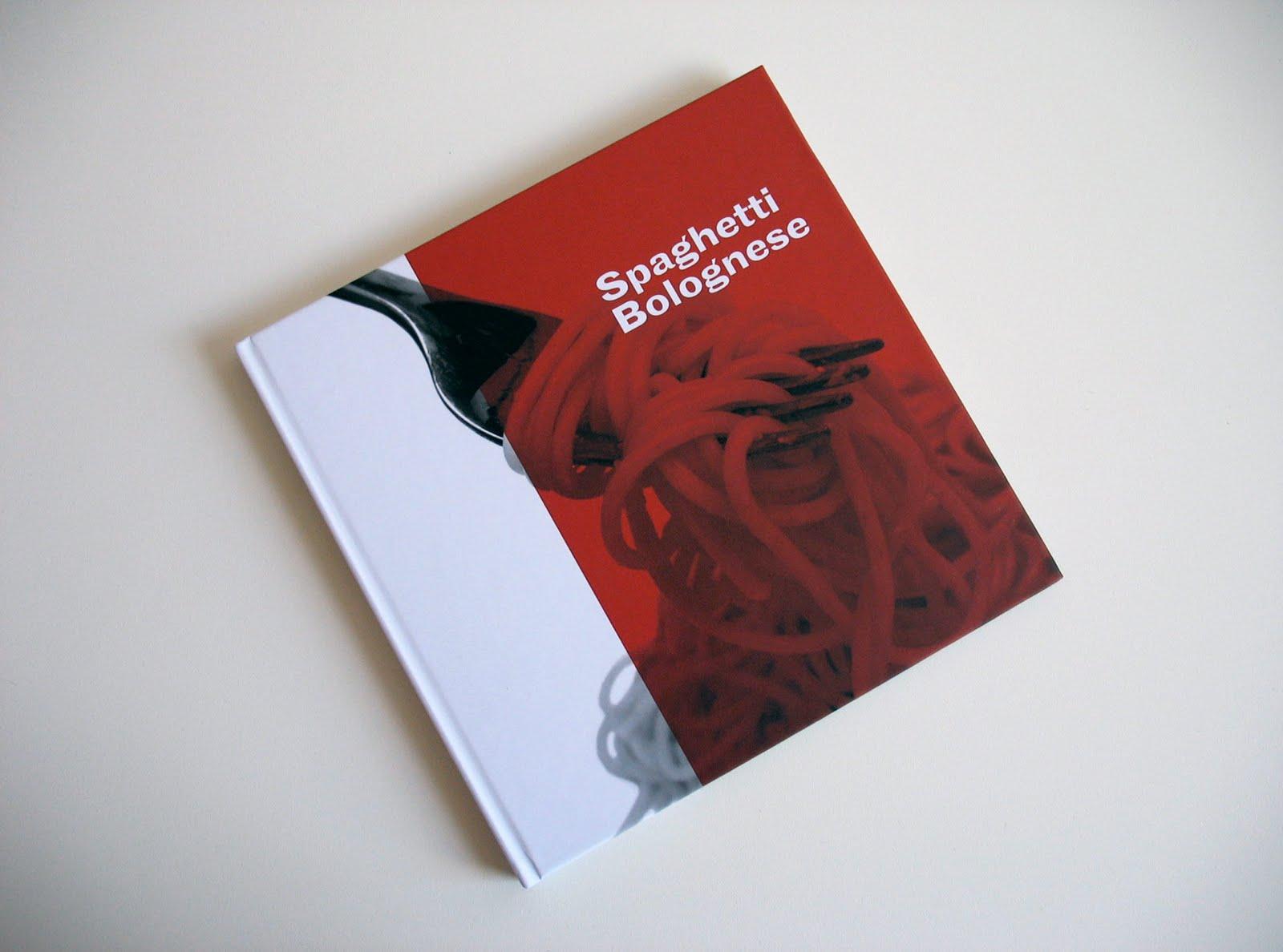 James brook design spaghetti bolognese book for Bureau grotesque