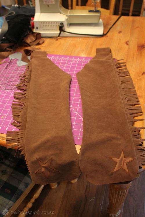 Free Crochet Pattern Cowboy Vest : House of Noise... I mean boys.: DIY: Kids Costume - Cowboy ...