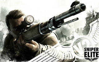 Sniper Elite V2 HD Sniper Wallpaper