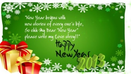 Free New Year 2014 Email Templates & Newsletters HTML - HD Wallpapers