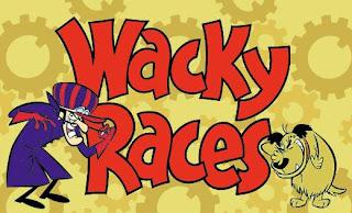 ... da Corrida Maluca / Corrida mais Louca do Mundo (Wacky Races)