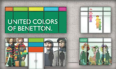 Benetton : création prochaine de 1000 postes d'emplois