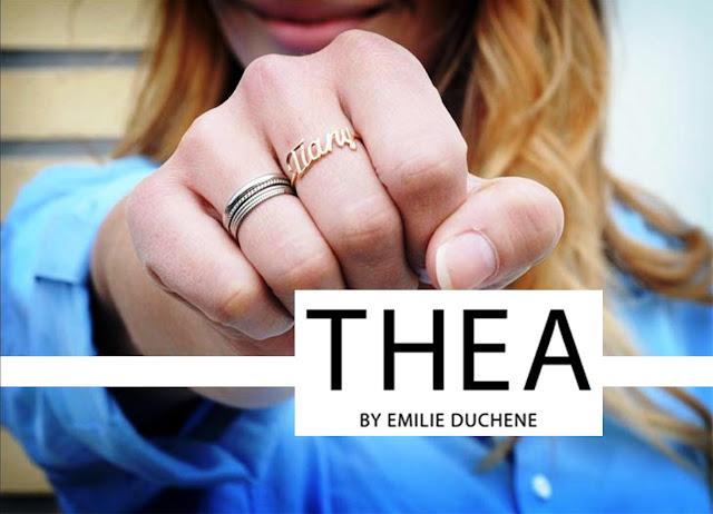 Thea, Emilie Duchene, Duchêne, Mer du Nord, Luc.Duchene, Thea bijoux, bagues Thea