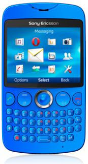 Sony Ericsson Txt QWERTY Mobile