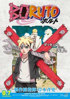 Download Boruto Naruto the Movie Sub Indo