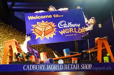 dunedin, 坦尼丁, Cadbury