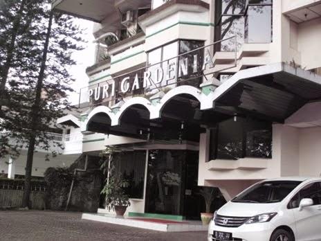 Alamat dan nomor kontak hotel murah di Bandung
