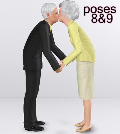 Wedding Pose Pack by Traelia 8%25269