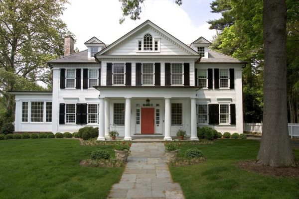 English style house interior design ayanahouse for Architectural styles of american homes