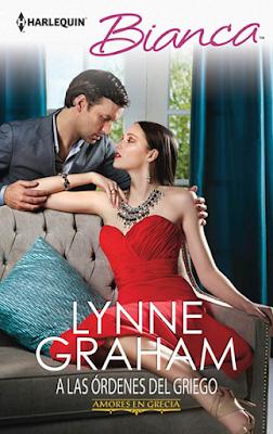 Lynne Graham - A las órdenes Del Griego