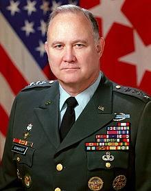 """El General Herbert Norman """"Stormin' Norman"""" Schwarzkopf"""