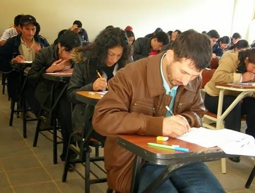 Resultados Examen Contrato Docente 2014 - Puntajes - 19 Enero 2014