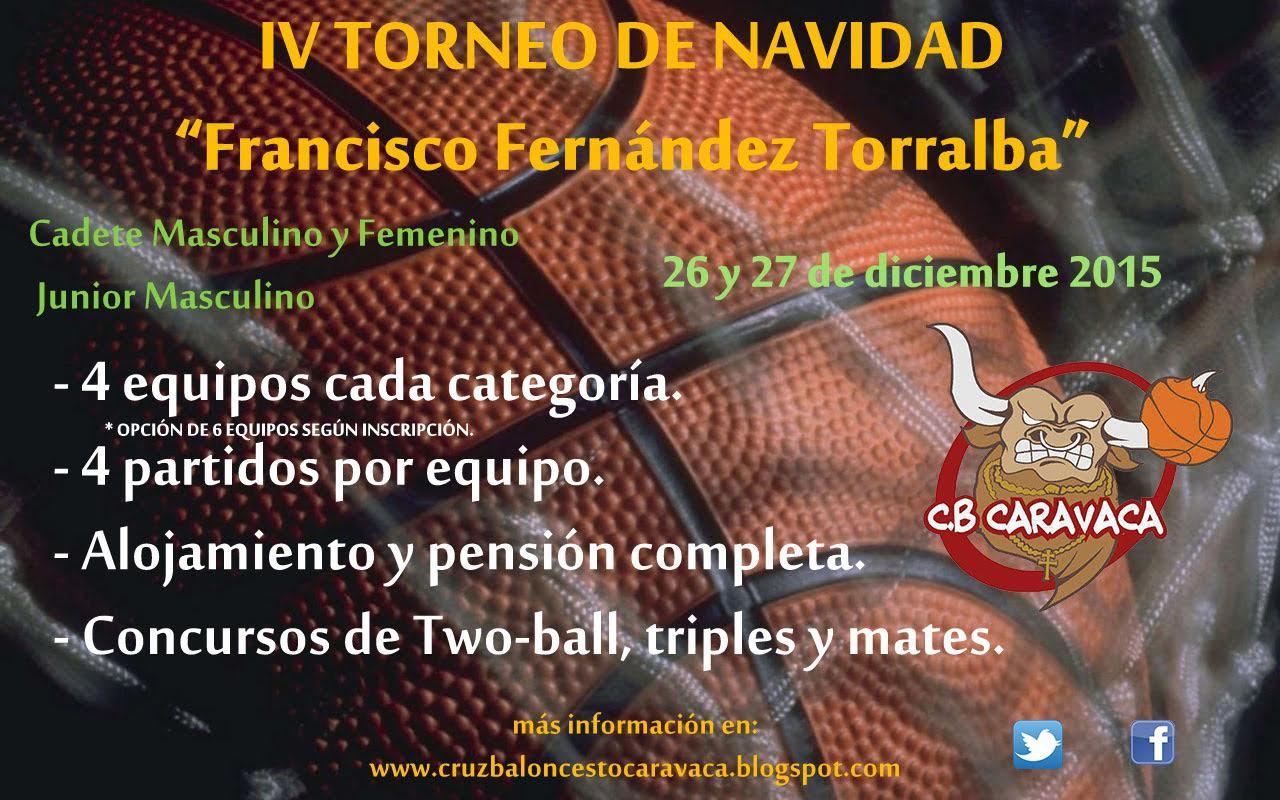 IV TORNEO DE NAVIDAD