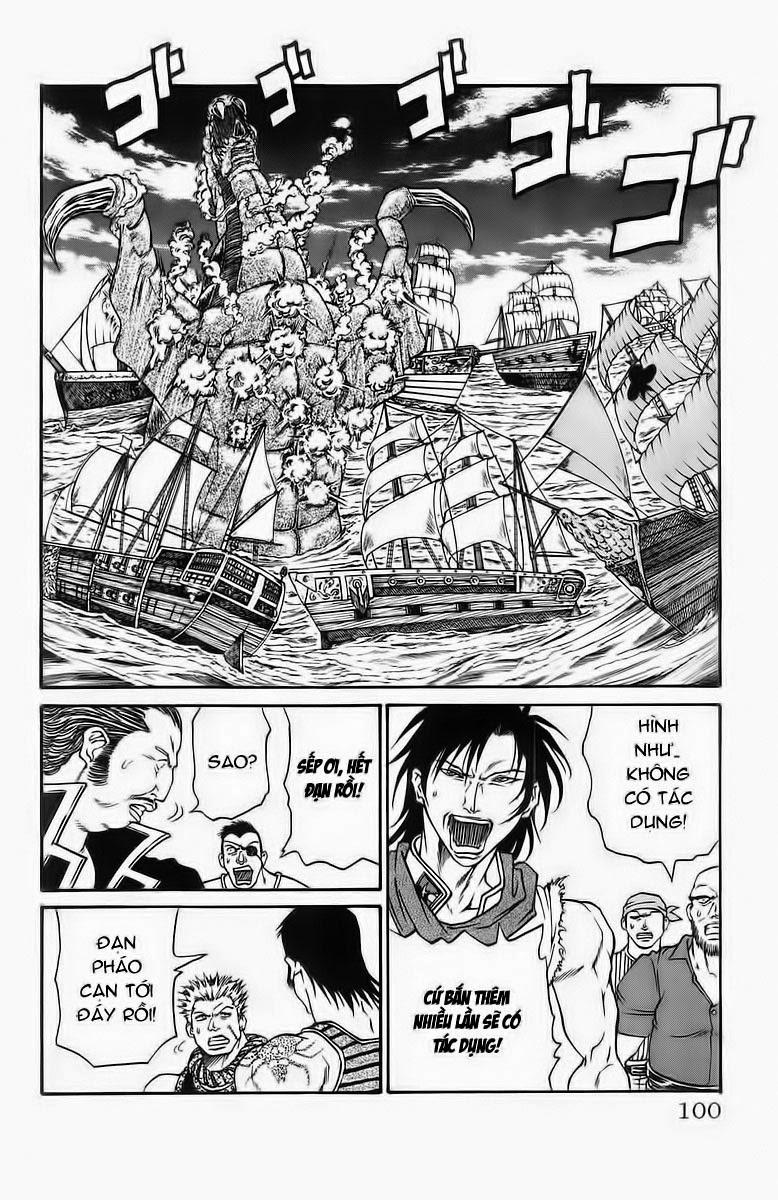 Vua Trên Biển – Coco Full Ahead chap 227 Trang 12 - Mangak.info